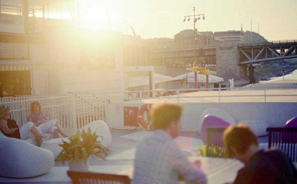 Summer Sunset © Gabor Suveg
