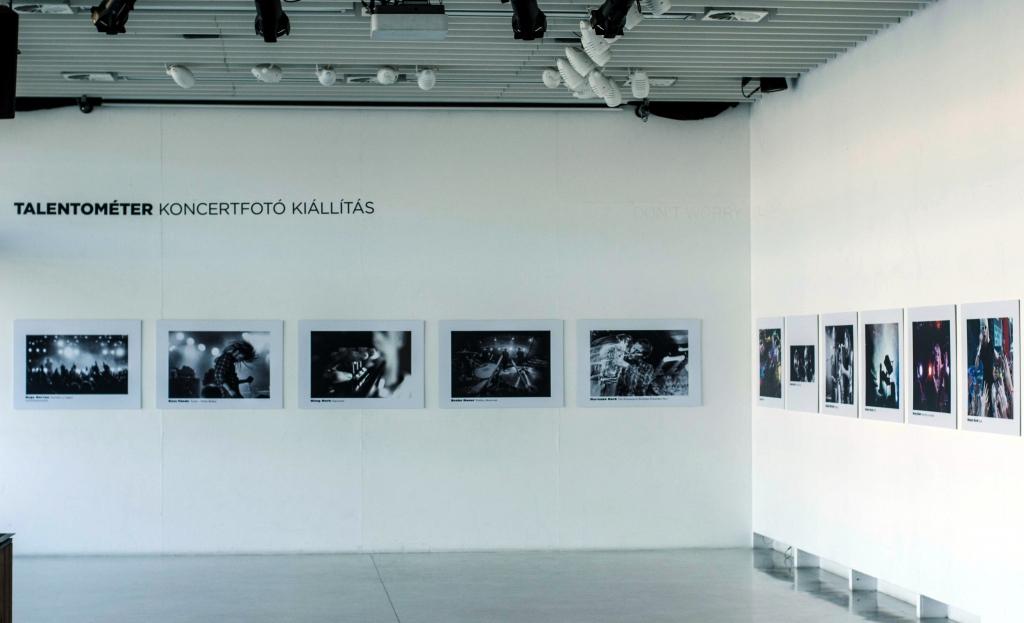 Talentométer kiállítás az A38 hajón / 2 © Gabor Suveg