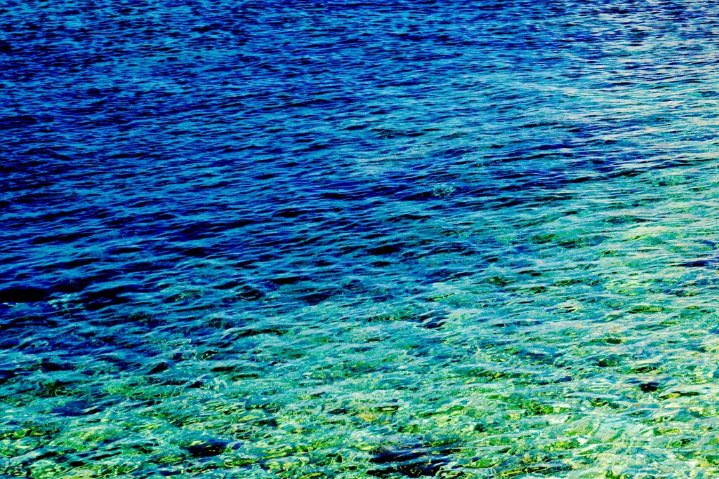 195 / 2013 - natural colors of blue and green © Gabor Suveg