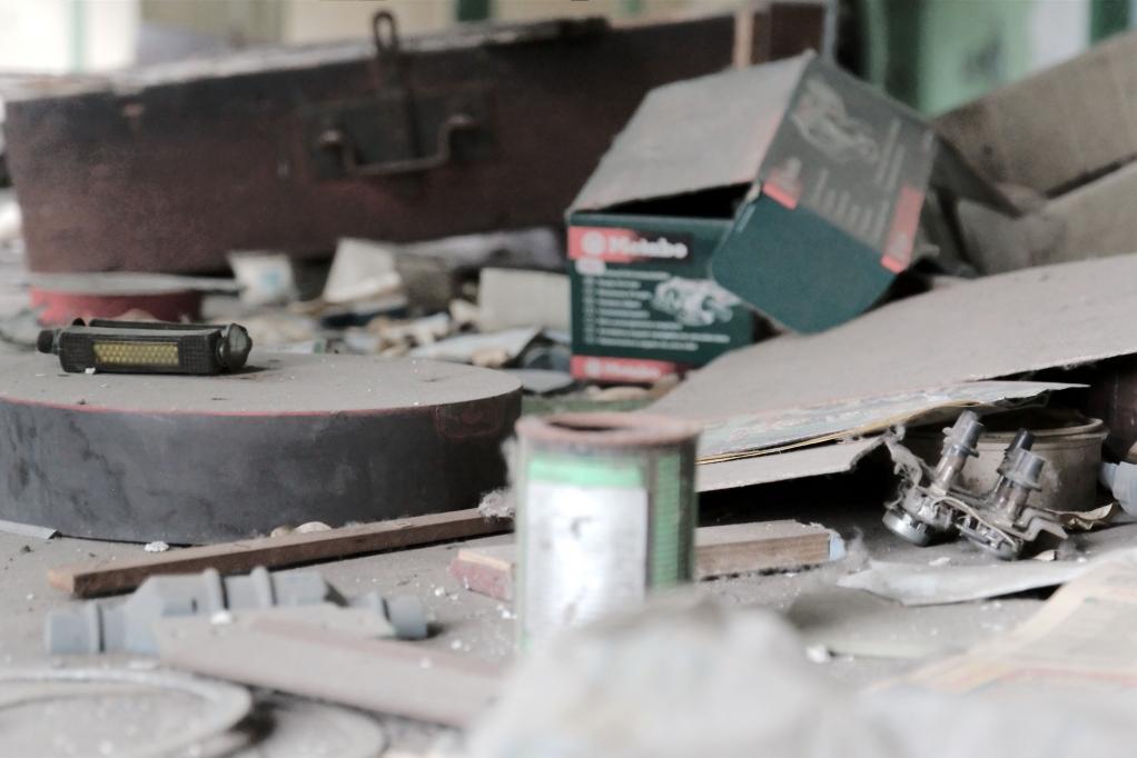 263 / 2013 – wasted trash © Gabor Suveg