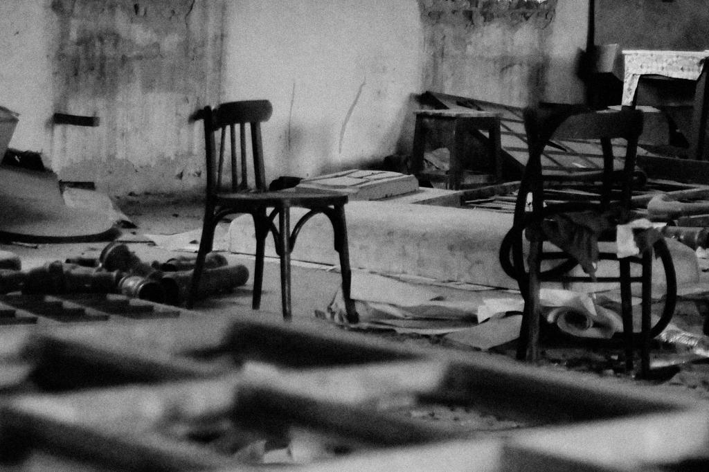 268 / 2013 – wasted emptiness © Gabor Suveg
