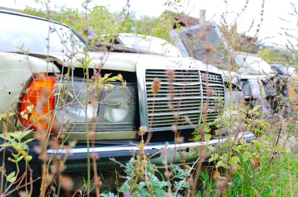 270 / 2013 – rosty parking © Gabor Suveg