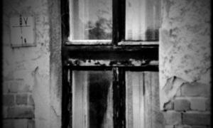 130  / 2013 - window and cross © Gabor Suveg