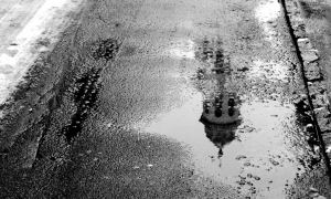 41 / 2013 - reflection  © Gabor Suveg