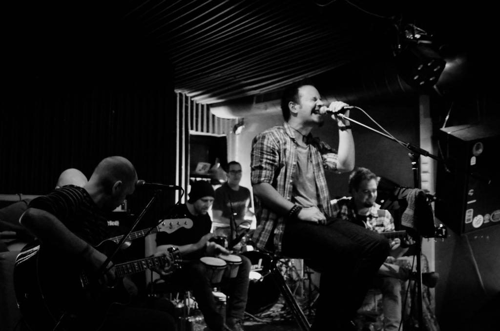 grunge acoustic / 131227 © Gabor Suveg