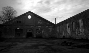 34 / 2013 - ruined building © Gabor Suveg