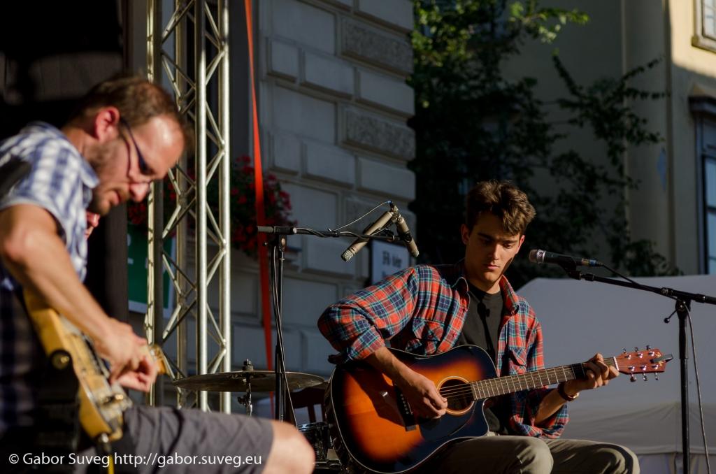 Sopron Zenél! @ Fő tér / 1 © Gabor Suveg