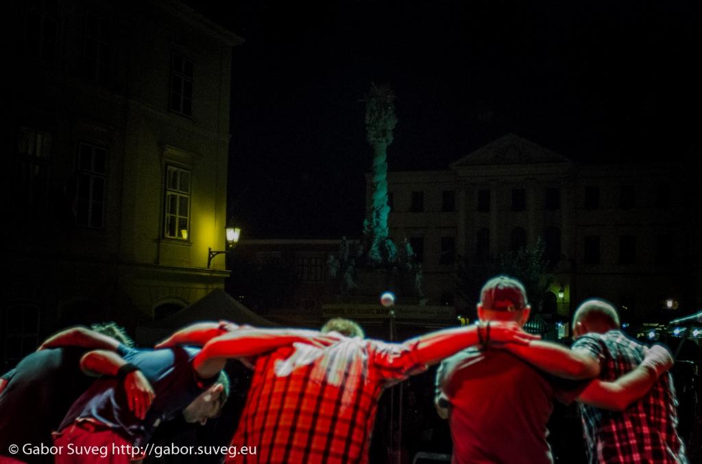 Sopron Zenél! @ Fő tér / 15 © Gabor Suveg
