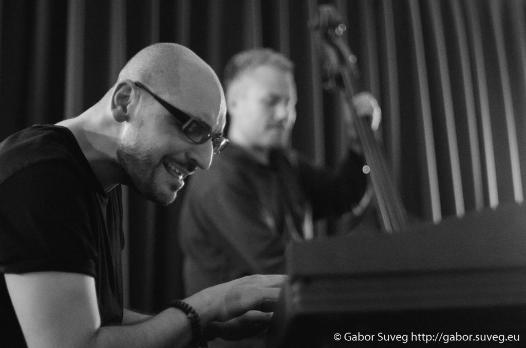 Gáspár Károly Trio @ Búgócsiga / 1 © Gabor Suveg