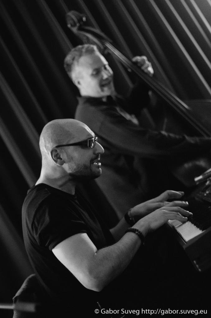 Gáspár Károly Trio @ Búgócsiga / 2 © Gabor Suveg