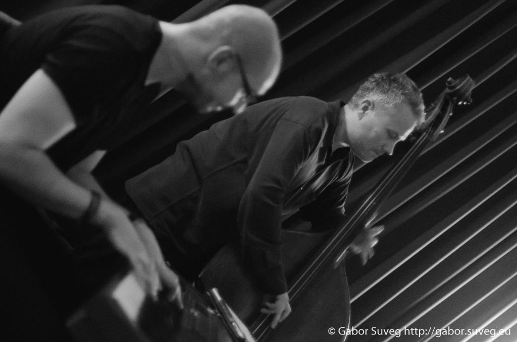 Gáspár Károly Trio @ Búgócsiga / 3 © Gabor Suveg