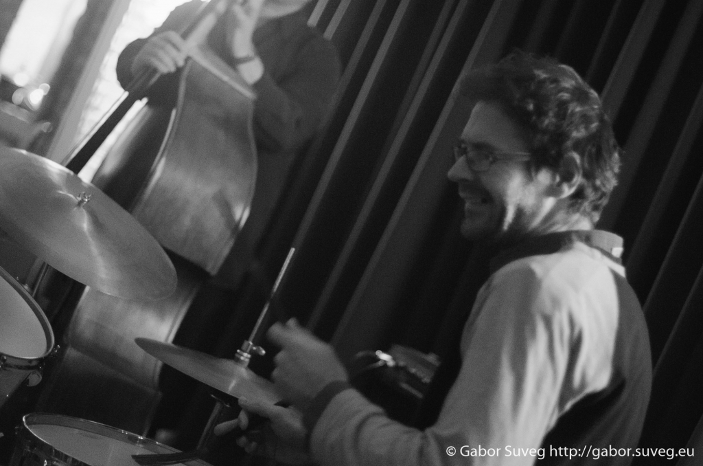Gáspár Károly Trio @ Búgócsiga / 5 © Gabor Suveg
