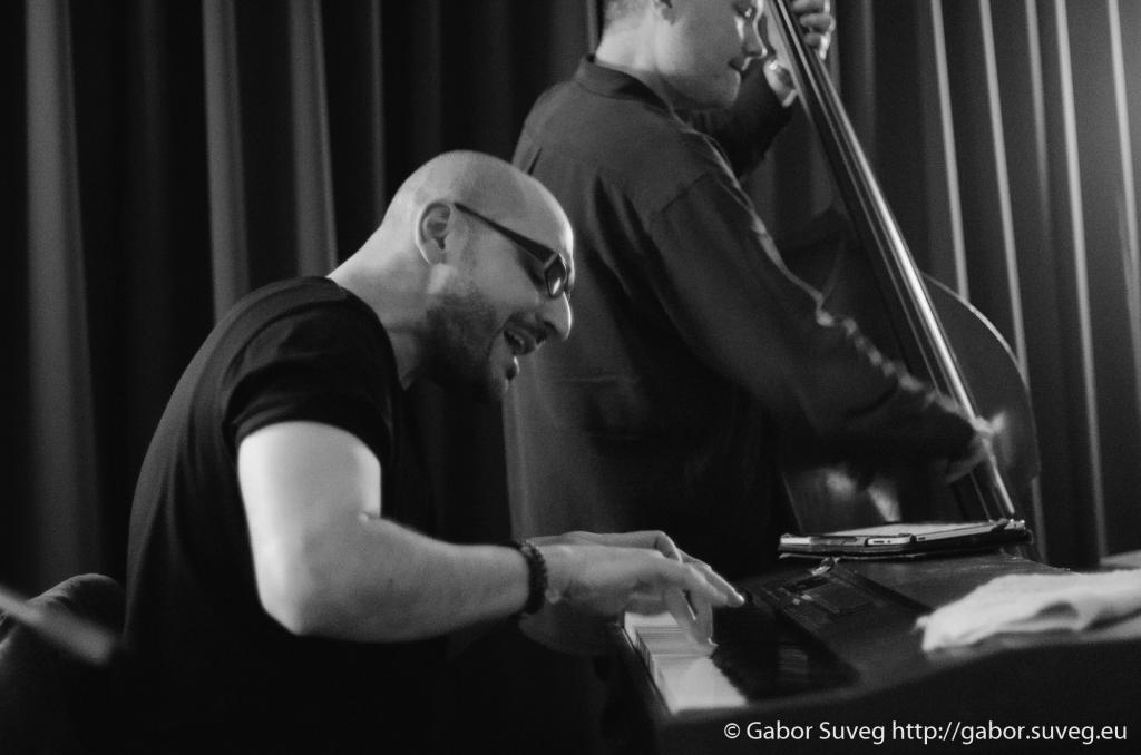 Gáspár Károly Trio @ Búgócsiga / 6 © Gabor Suveg