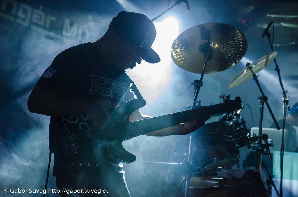 Hangár Music Garden – Brains / 5 © Gabor Suveg