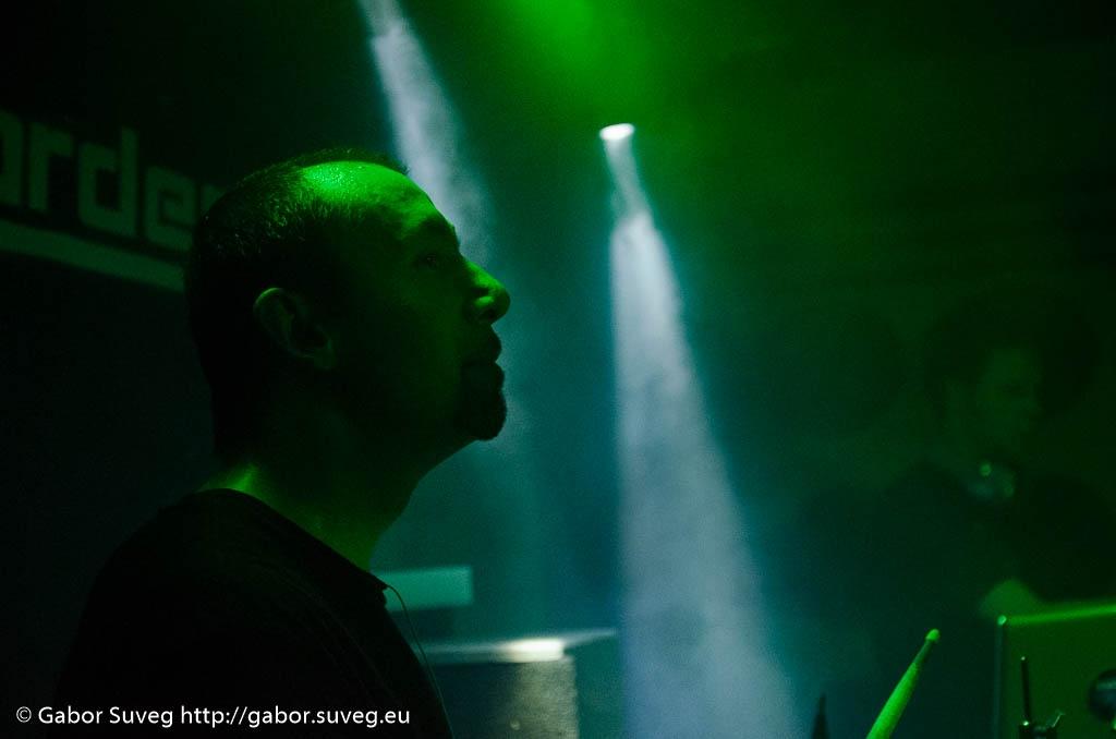 Hangár Music Garden – Brains / 8 © Gabor Suveg