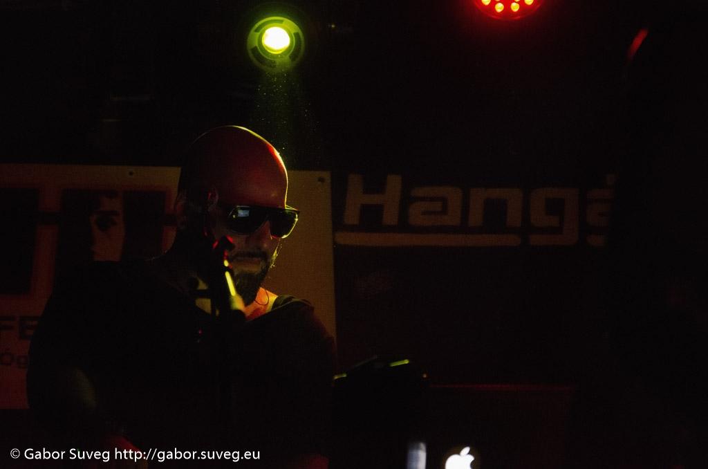 Hangár Music Garden – Compact Disco / 3 © Gabor Suveg