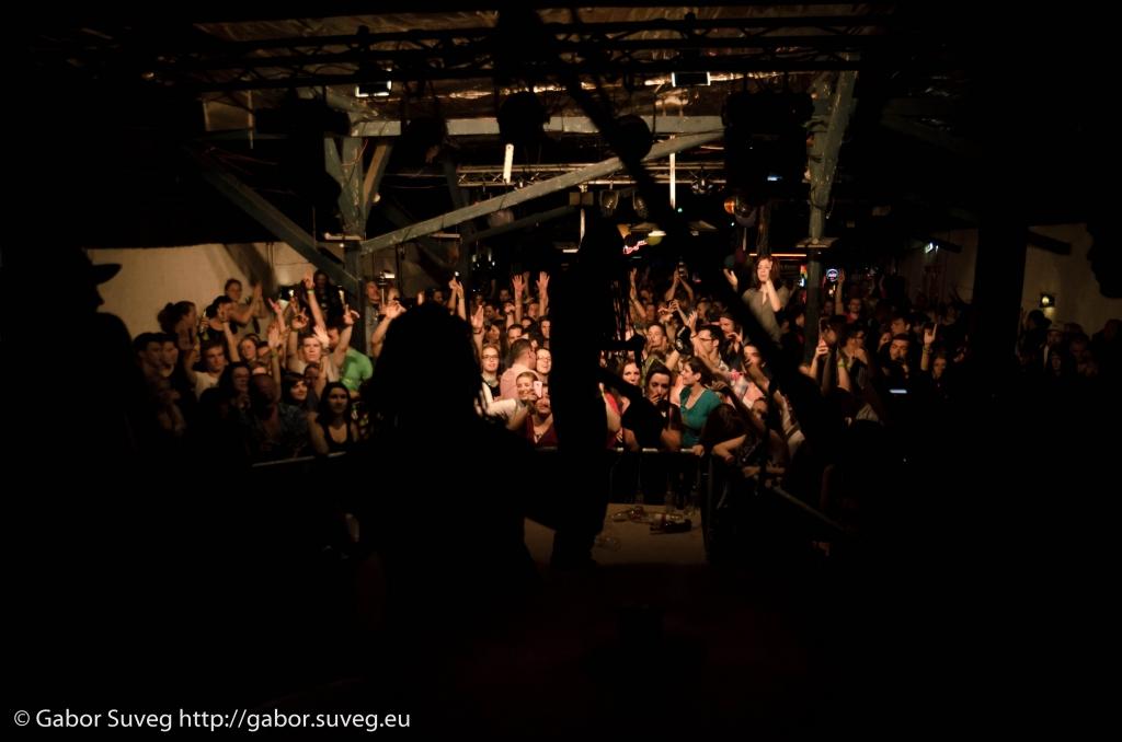 Hangár Music Garden – Irie Maffia / 14 © Gabor Suveg