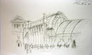 gabor-suveg-draw-vienna-palmenhaus-sketch