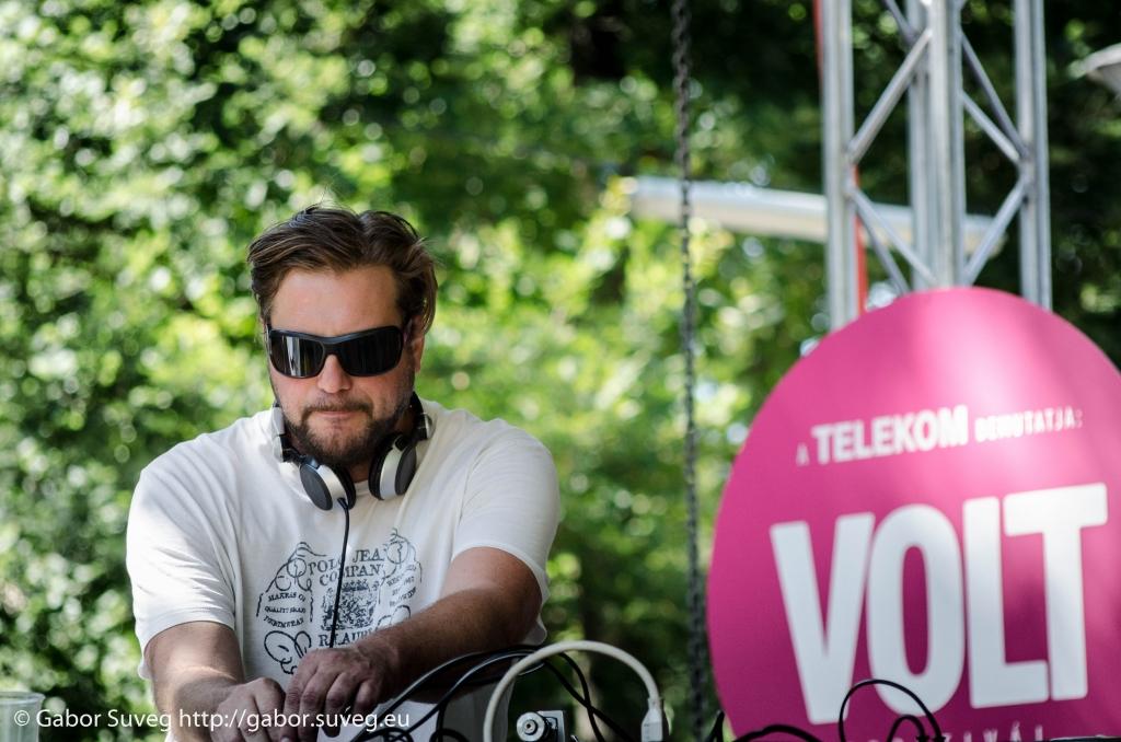VOLT 2014 / Dj QQ és barátai live act / 2 © Gabor Suveg