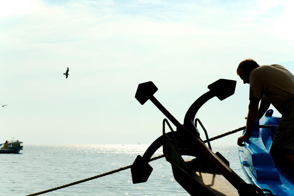 233 / 2013 – smashing silhouette © Gabor Suveg