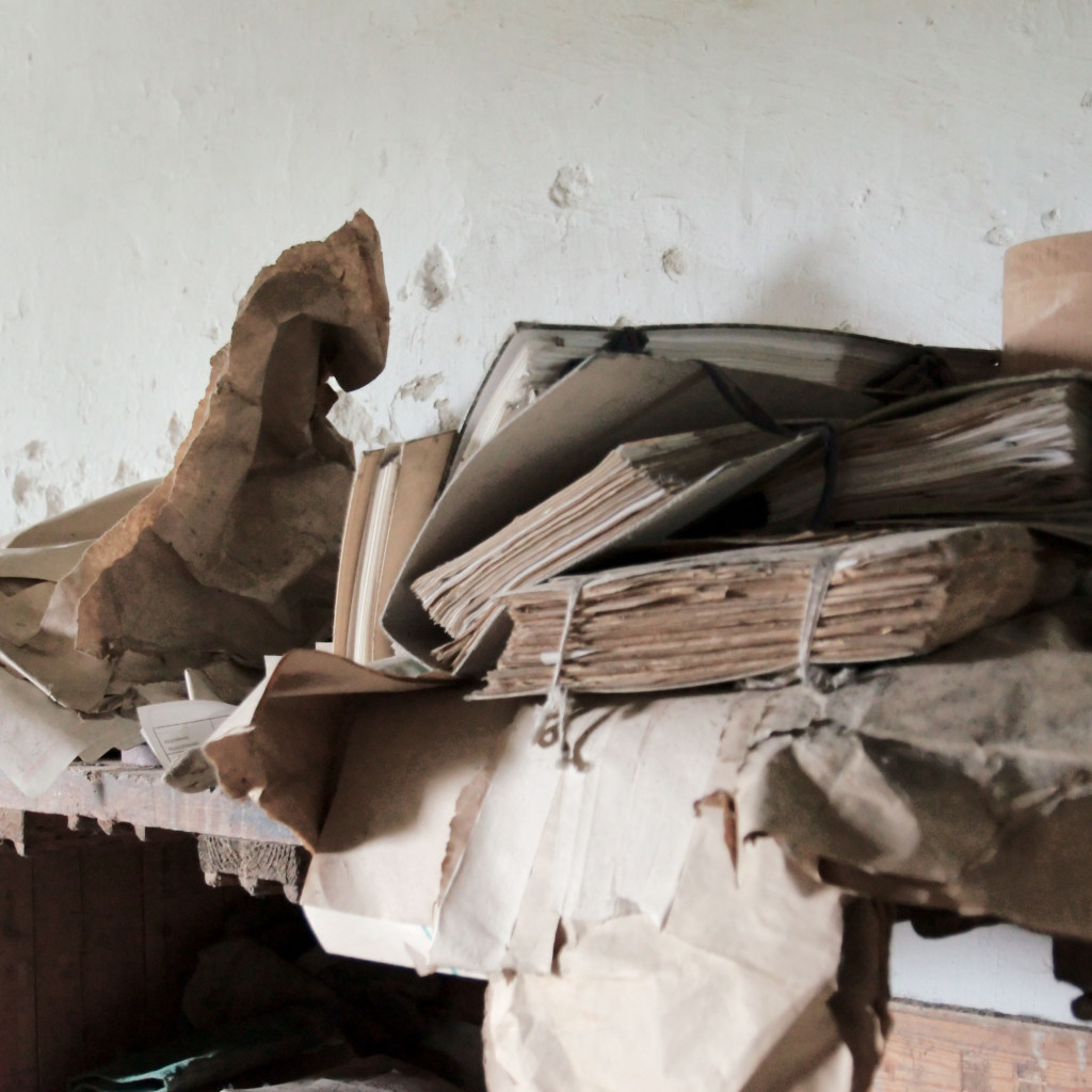 267 / 2013 – lost documents © Gabor Suveg