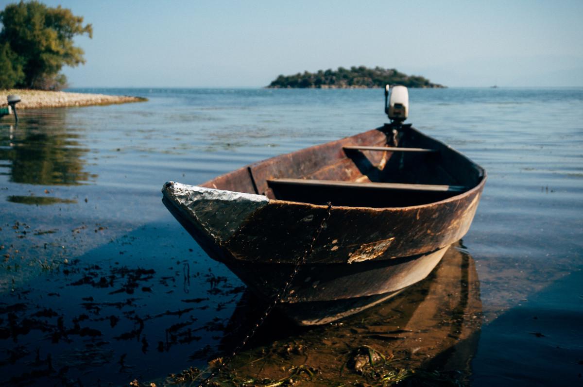 a hajó © Gábor Süveg